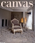 Wafaa Bilal Canvas Cover